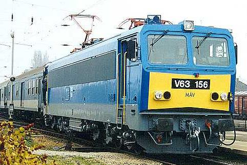 V63-mozdonykürt