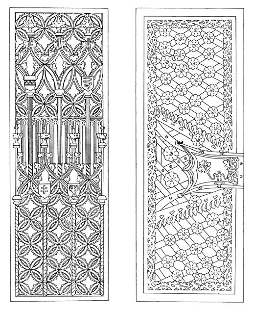 A kassai dóm és a kisszebeni római katolikus templom szentségházának vasajtajai